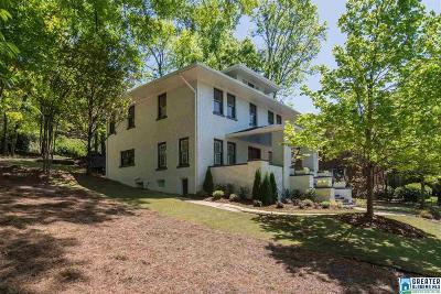 Birmingham AL Single Family Home For Sale: $709,900