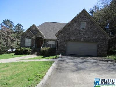 Single Family Home For Sale: 836 Lakeshore Ln