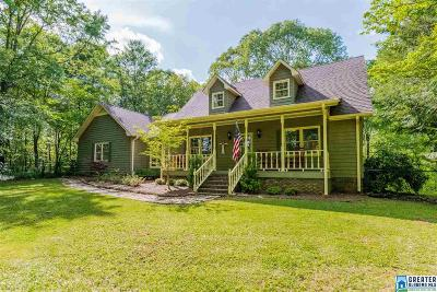 McCalla Single Family Home For Sale: 22458 Heritage Dr