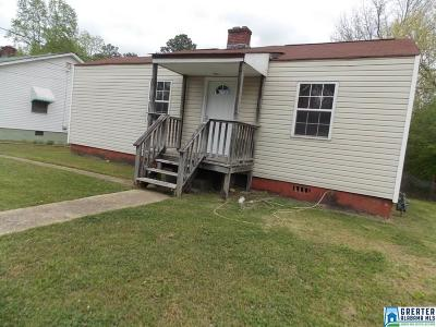 Anniston Single Family Home For Sale: 83 Pelham Heights