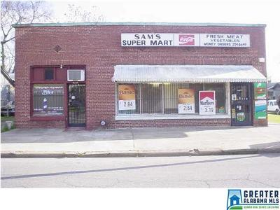 Birmingham AL Commercial For Sale: $89,900