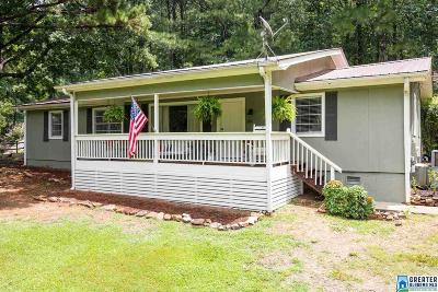 Trussville Single Family Home For Sale: 7071 Happy Hollow Rd