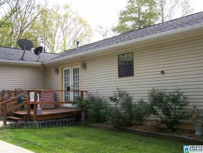 Anniston Single Family Home For Sale: 6229 Saks Rd