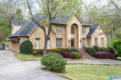 Mountain Brook Single Family Home For Sale: 4918 Cold Harbor Dr