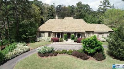 Mountain Brook Single Family Home For Sale: 2824 Canoe Brook Cir