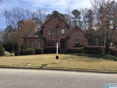 Birmingham Single Family Home For Sale: 3007 Highland Lakes