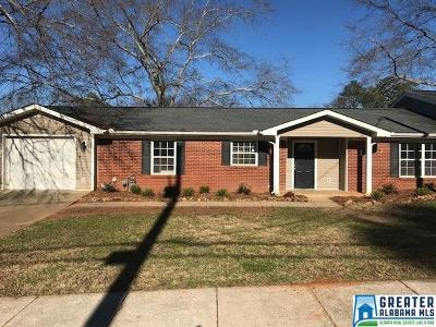 Anniston Single Family Home For Sale: 65 Wirans Rd