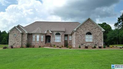 Roanoke AL Single Family Home For Sale: $625,000