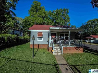 Anniston Single Family Home For Sale: 1921 Beulah Ave