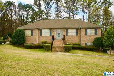 Fairfield AL Single Family Home For Sale: $199,900