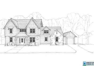 Hoover Single Family Home For Sale: 1001 Blackridge Dr
