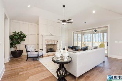 Hoover Single Family Home For Sale: 1004 Blackridge Dr