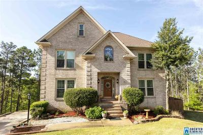 Alabaster Single Family Home For Sale: 109 Kingsley Cir
