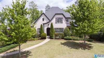 Hoover Single Family Home For Sale: 809 Aberlady Pl