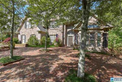 Single Family Home For Sale: 2598 Inverness Point Dr