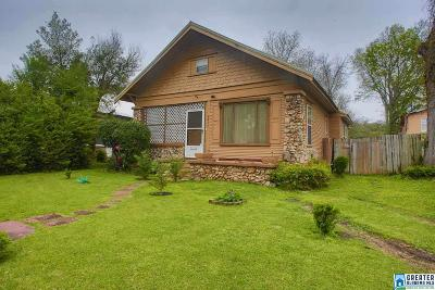 Birmingham Single Family Home For Sale: 6817 Division Ave
