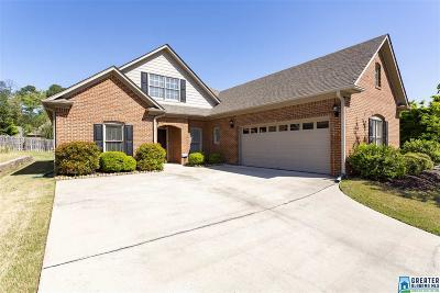 Hoover Single Family Home For Sale: 3167 Crossings Dr
