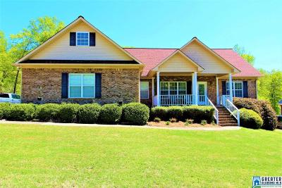 Anniston Single Family Home For Sale: 139 Hazel Creek Trl