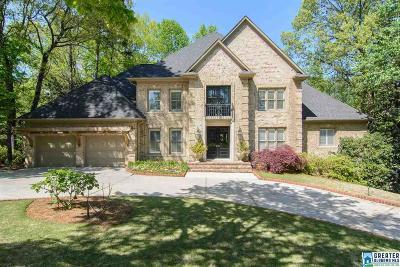 Birmingham AL Single Family Home For Sale: $1,149,000
