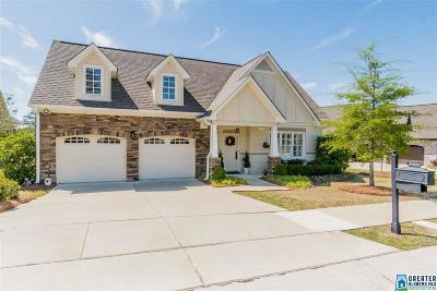 Hoover Single Family Home For Sale: 1001 Danberry Ln