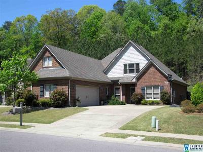 Hoover Single Family Home For Sale: 1617 Creekside Dr