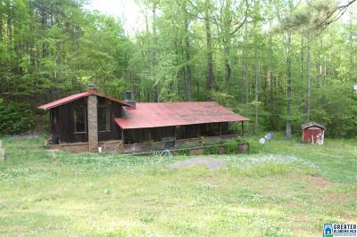 Clay County, Cleburne County, Randolph County Single Family Home For Sale: 3005 Good Hope Delta Rd