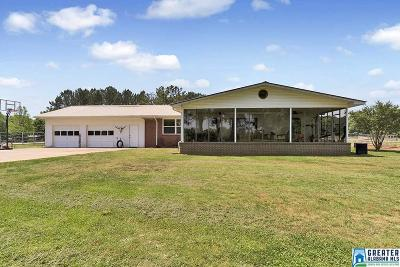 Single Family Home For Sale: 2155 Hwy 7