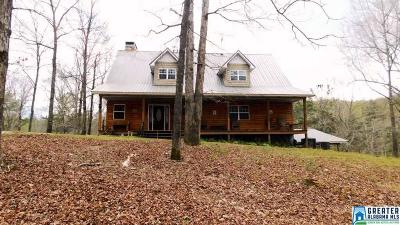 Clay County, Cleburne County, Randolph County Single Family Home For Sale: 694 Co Rd 693