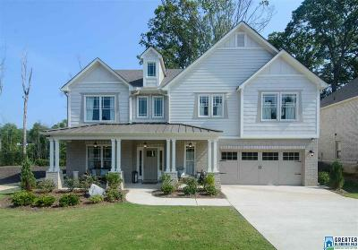 Hoover Single Family Home For Sale: 1208 Hunters Gate Dr