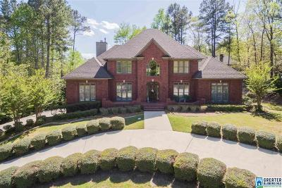 Birmingham Single Family Home For Sale: 811 Highland Lakes Way