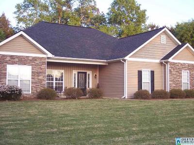 Jacksonville Single Family Home For Sale: 1505 Cam Ct NE