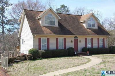 Single Family Home For Sale: 504 Lakeshore Ln
