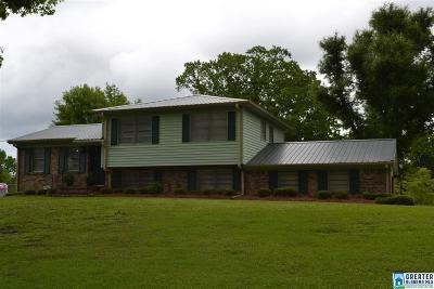 Single Family Home For Sale: 4100 Hazelwood Rd