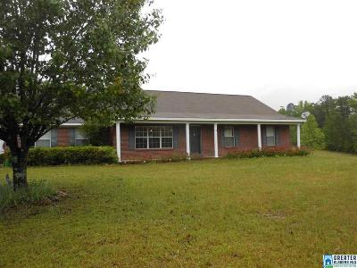 Single Family Home For Sale: 75575 Tallassee St
