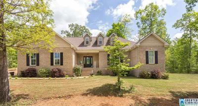 Pell City Single Family Home For Sale: 461 Mountain Crest Dr