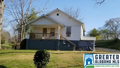 Roanoke AL Single Family Home For Sale: $39,900