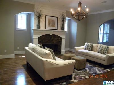 Birmingham Single Family Home For Sale: 45 Burnham St