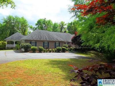 Lineville Single Family Home For Sale: 334 Strawberry Hill