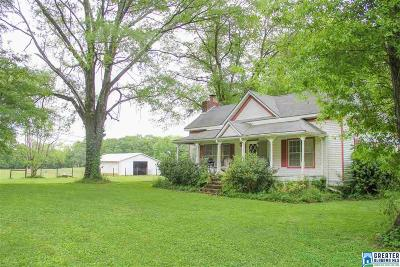 Alabaster Single Family Home For Sale: 369 Shady Acres Rd