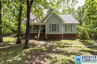 Alabaster Single Family Home For Sale: 123 Chestnut Dr