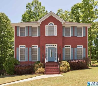 Alabaster Single Family Home For Sale: 104 Grande View Cir
