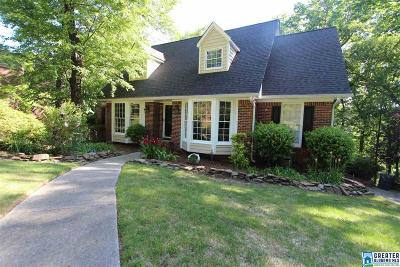 Vestavia Hills Single Family Home For Sale: 2787 Abingwood Way