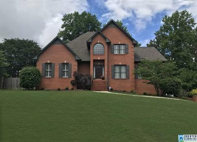 Hoover Single Family Home For Sale: 4033 Charring Cross Ln