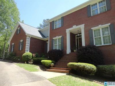 Talladega Single Family Home For Sale: 210 S Oak Ln