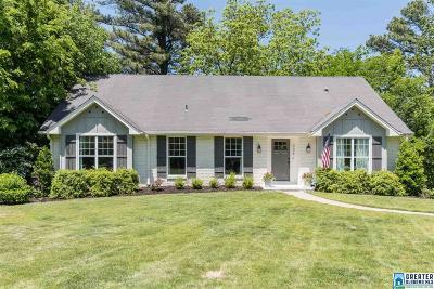 Homewood AL Single Family Home Contingent: $489,900