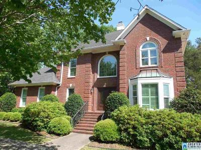 Vestavia Hills Single Family Home For Sale: 1215 Buckhead Cir