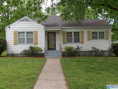 Birmingham Single Family Home For Sale: 919 Catherine St