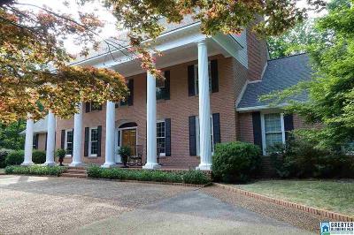 Birmingham Single Family Home For Sale: 4938 Windwood Cir