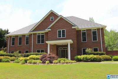 Anniston Single Family Home For Sale: 181 Tiffany Trc