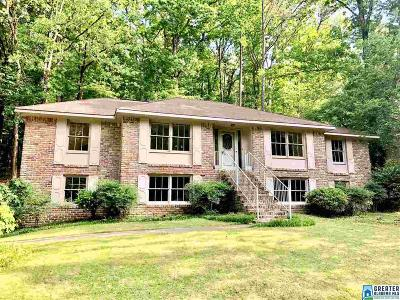 Vestavia Hills Single Family Home For Sale: 1513 Badham Dr